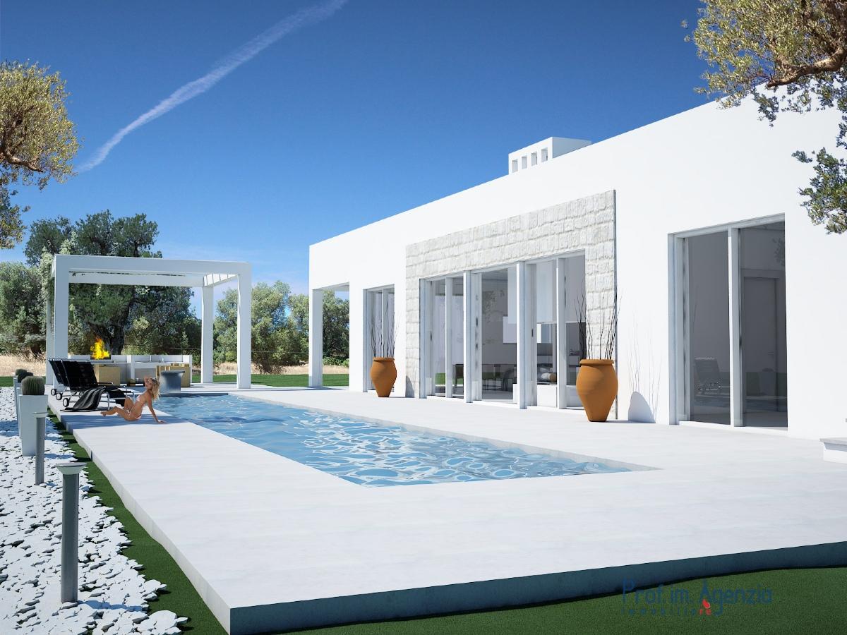 Vendita progetti chiavi in mano carovigno bellissima for Progetti architettonici in vendita