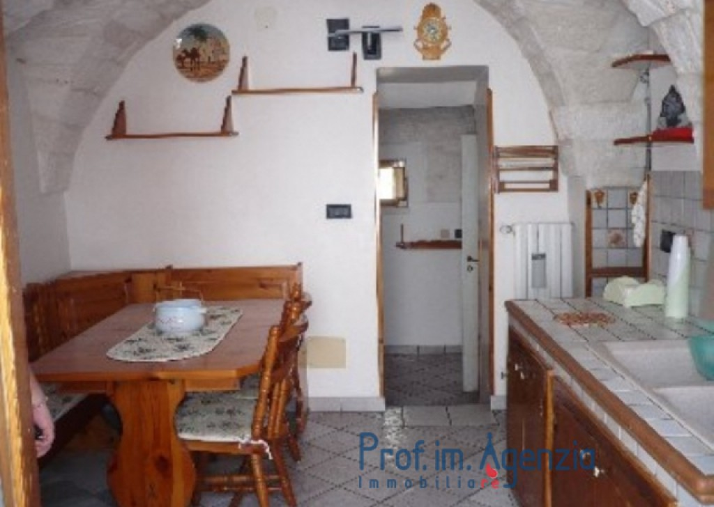 Sale Old town houses Ostuni - Charming and ancient flat entirely restored made on two levels Locality Città di Ostuni