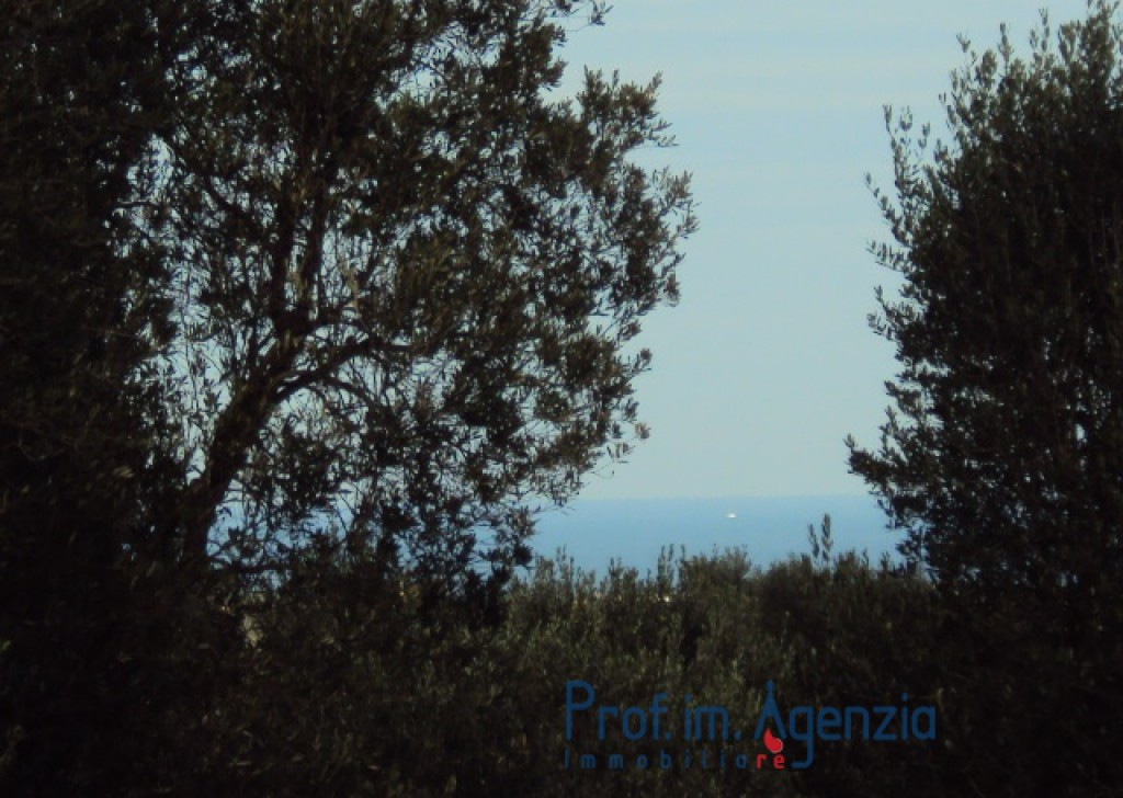 Sale Sea view plots of land Carovigno - Beautiful Plot sea view with approved preject Locality Agro di Carovigno