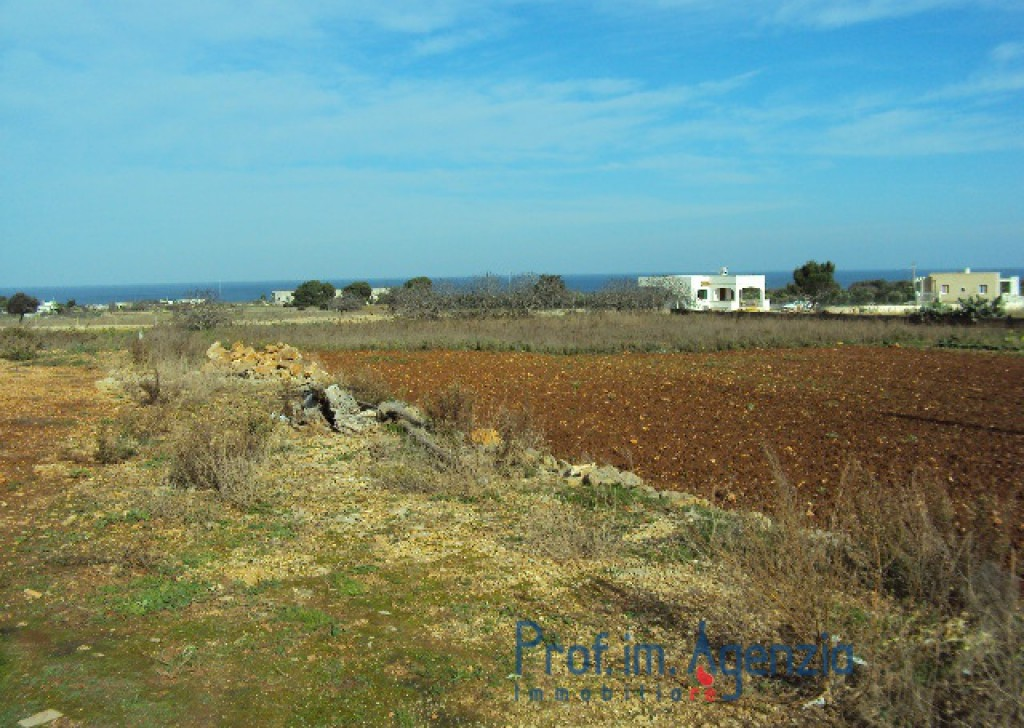 Sale Sea view plots of land Carovigno - Plot of land not for construction at just 500 m to the sea Locality Agro di Carovigno