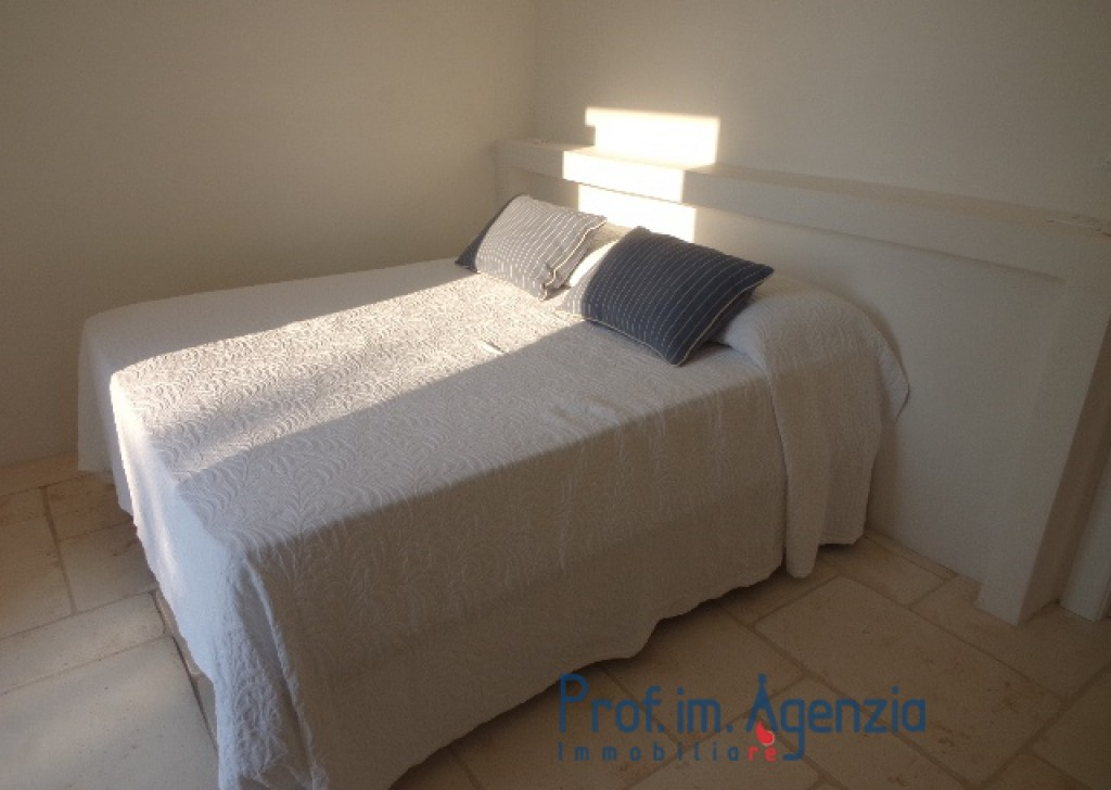 Sale Houses with swimming pool Carovigno -  Sea view villa with pool  Locality Agro di Carovigno