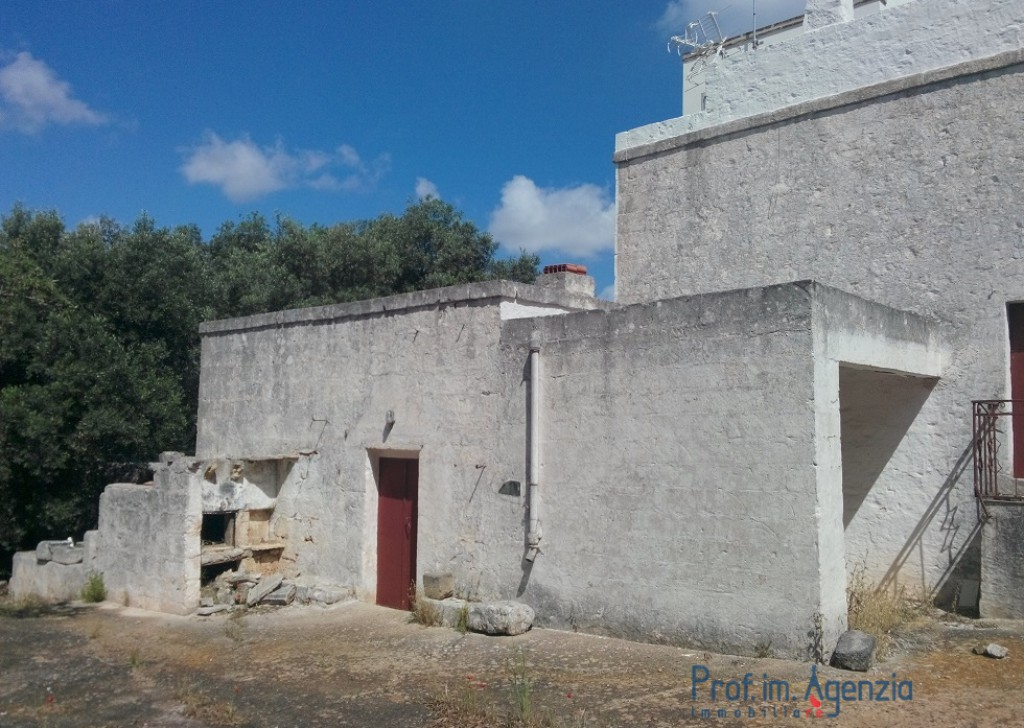 Sale Manor farms Ostuni - Masseria Locality Agro di Ostuni