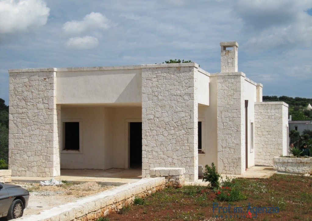 Sale Country houses Ostuni - Wonderful new building  Locality Agro di Ostuni