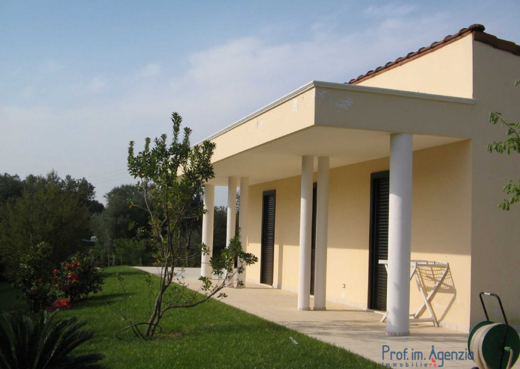Sale Detached houses on the outskirts San Michele S. - Newly built house surrounded by greenery Locality Agro di San Michele Salentino