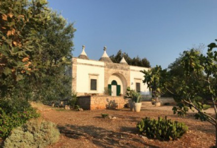 Trullo renovated