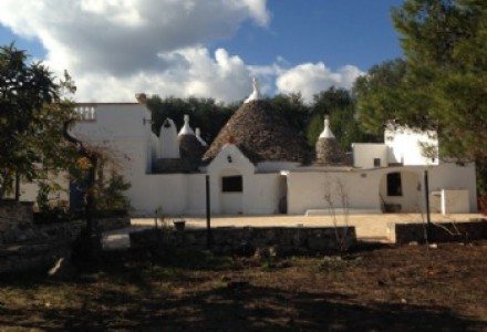 Trulli and lamie complex